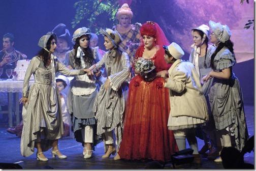 שיקוי האהבה , גאטנו דוניצטי, האופרה סטודיו