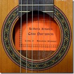 Casa Parramon Guitarra