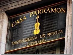 Casa Parramon Window