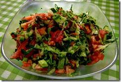 סלט ירקות של ענת