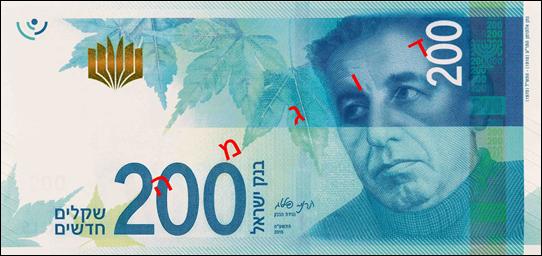 200 שקלים חדשים - נתן אלתרמן