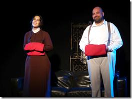 אי הבנה של אלבר קאמי בתיאטרון קרוב