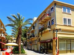 השוק הטורקי - מתחם 21 בעיר התחתית של חיפה - במפות גוגל