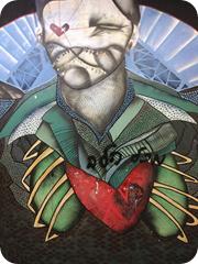 גלרית הקומה השביעית - אוצר של ציורי גרפיטי
